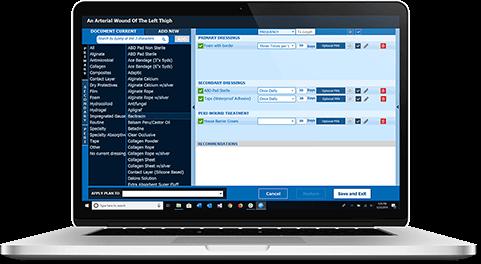 Vohra Electronic Health Record (EHR) Screenshot 1