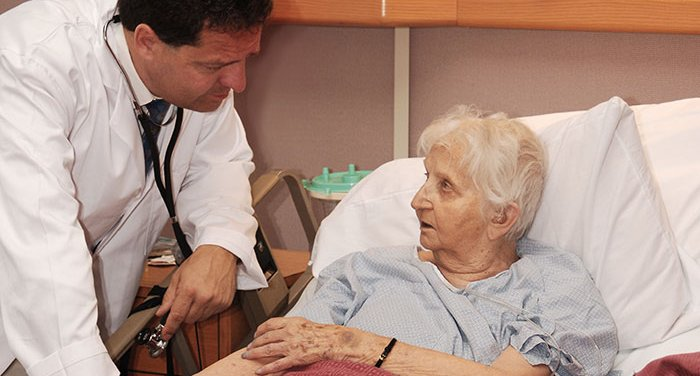 Doctor Discuss Preventing Hospitalizations for Wound-Related Issues