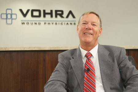 Vohra Chief Medical Officer, Dr. Shark Bird, M.D