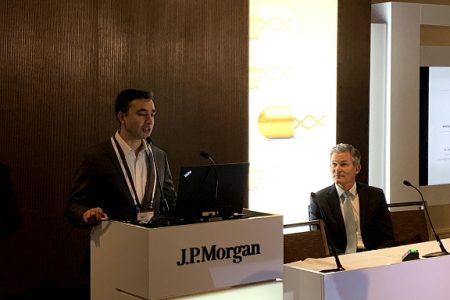 Dr. Ameet Vohra at JP Morgan's Healthcare Investment 2019