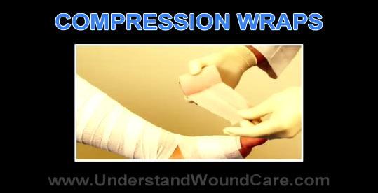 Multi-Layer Compression Wraps for Venous Ulcers Slide