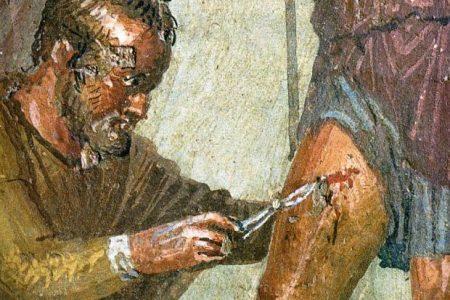 Ancient Wound Care Technique
