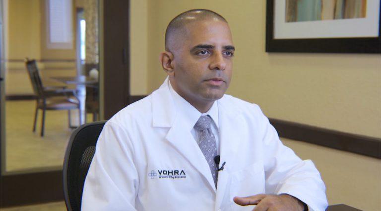 vohra wound care physician