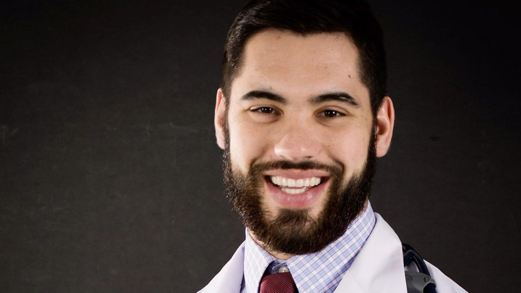 Physician with Smile & Hope