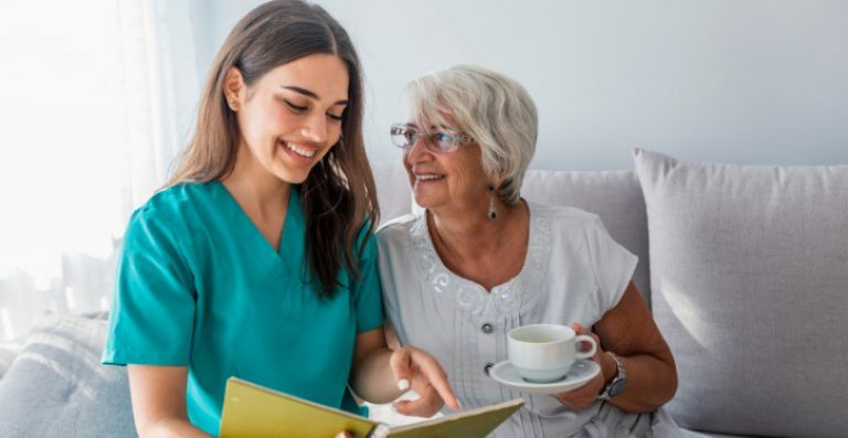 In-Home and Telehealth Visit Options for Patients