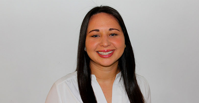 Katherine Baquero, Director of Client Relations in Hollywood, FL
