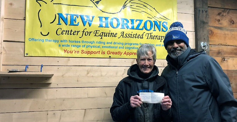New Horizons Center For Equine Assisted Therapy